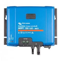 Régulateur de charge solaire SmartSolar MPPT 150/60-MC4 (12/24/48V) - Victron Energy