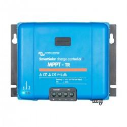 Régulateur de charge solaire SmartSolar MPPT 150/70-MC4 (12/24/48V) - Victron Energy