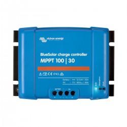 Régulateur de charge solaire BlueSolar MPPT 100/30 (12/24V) - Victron Energy