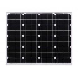 Panneau solaire monocristallin 12V 50W