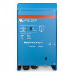 Convertisseur/Chargeur Multiplus Compact 24V / 800VA / 16-16A Victron Energy