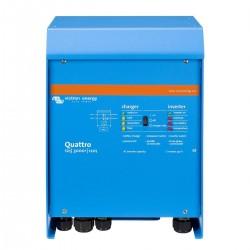 Convertisseur/Chargeur Quattro 12V/3000VA/120-50/50A Victron Energy