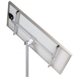 Tracker suiveur solaire 1 axe 1 panneau solaire 370W maximum