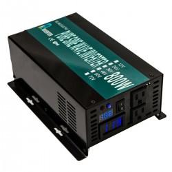 Convertisseur 800W DC/AC pur sinus