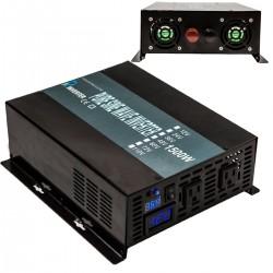 Convertisseur 1500W DC/AC pur sinus