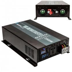 Convertisseur 2500W DC/AC pur sinus