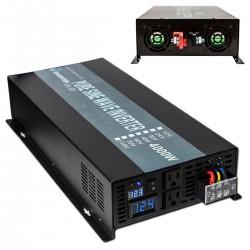 Convertisseur 4000W DC/AC pur sinus