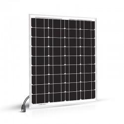 Panneau Solaire 50w -12v Monocristalin - EcoWatt