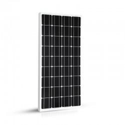Panneau Solaire 100w -12v Monocristalin - EcoWatt