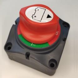 Sectionneur Batterie unipolaire 48V max 200A
