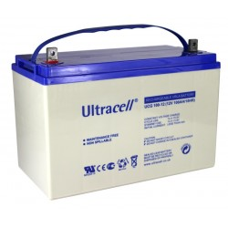 Batterie GEL100Ah 12V UltraCell UCG 100-12