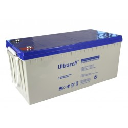 Batterie GEL200Ah 12V UltraCell UCG 200-12