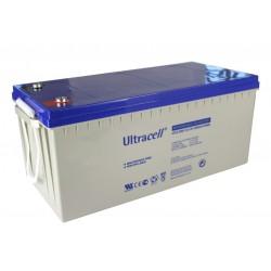 Batterie GEL200Ah 12V UltraCell UCG 200-12