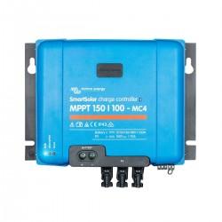 Régulateur de charge solaire SmartSolar MPPT 150/100-MC4 (12/24/36/48V) - Victron Energy