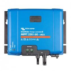 Régulateur de charge solaire SmartSolar MPPT 250/60-MC4 (12/24/48V) - Victron Energy