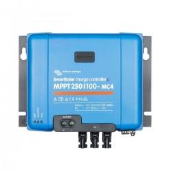 Régulateur de charge solaire SmartSolar MPPT 250/100-MC4 (12/24/36/48V) - Victron Energy