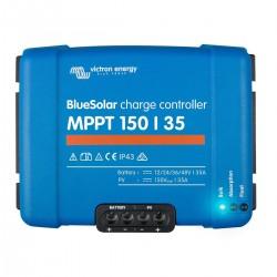 Régulateur de charge solaire BlueSolar MPPT 150/35 (12/24V) - Victron Energy
