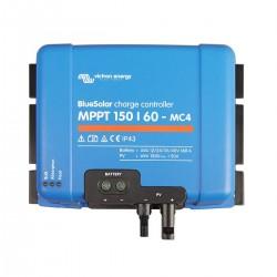 Régulateur de charge solaire BlueSolar MPPT 150/60-MC4 (12/24V) - Victron Energy