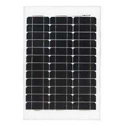 Panneau solaire monocristallin 12V 20W