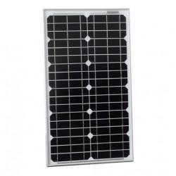 Panneau solaire monocristallin 12V 30W