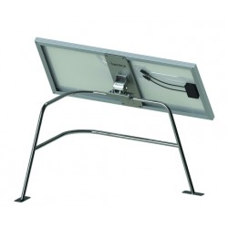 Support nautisme spécial balcon pour panneau solaire 100W max