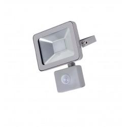 Projecteur LED 10W etanche detecteur de mouvement IP65