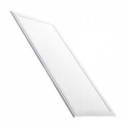 Dalle LED 40W format 120cmx30cm blanc