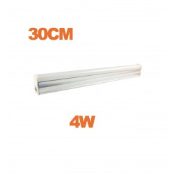 Tube LED T5 4W 30cm blanc
