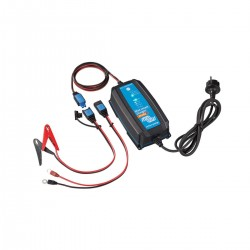 Chargeur Victron Blue Smart IP65 24V / 8A avec connecteurs DC