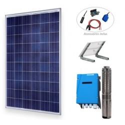Kit pompage solaire avec pompe immergée Lorentz PS2-150