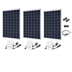 Kit solaire autoconsommation 900W