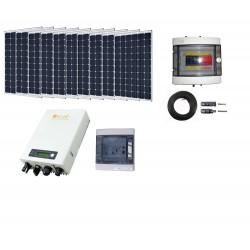 Kit solaire autoconsommation 3000W