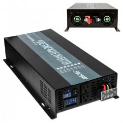 Convertisseur 5000W DC/AC pur sinus