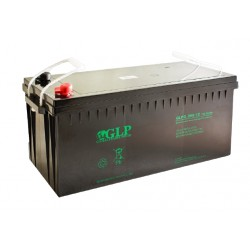Lot de 4 batteries GEL200Ah 12V GLPG 200-12